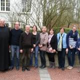 Die Fachschaft Religionslehre im Kloster Gerleve